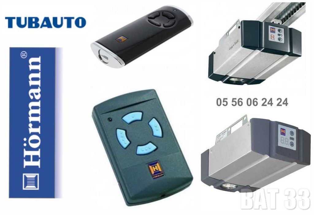 Quelques liens utiles for Telecommande novoferm porte garage